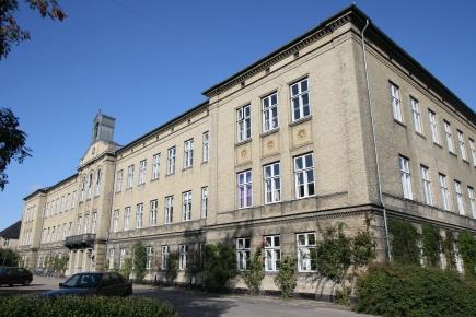 LIFE er kjent for sitt vakre campusomrde sentralt i Kbenhavn