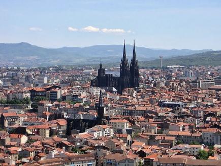 Byen Clermont-Ferrand<br />