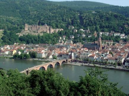 Gamlebyen Heidelberg