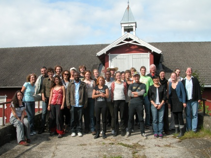 Agroecology class 2011