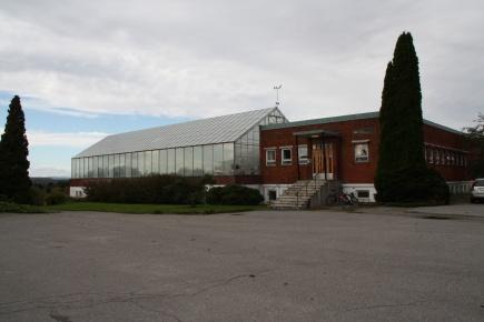 SKP Botanisk klimalaboratorium
