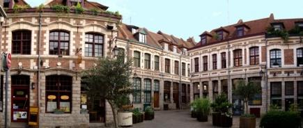 I gamlebyen, 'le vieux Lille'