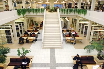 TUTs bibliotek TUT's library