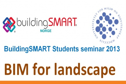BIM for Landscape students seminar 2013