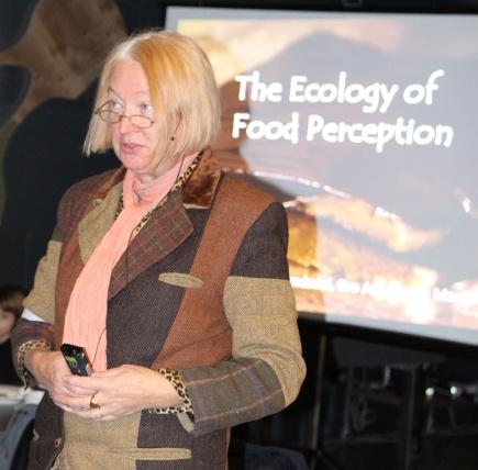 NMBU-professor Bjrg Egelandsdal er gruppeleder for de 31 forskerne som deltar i forskningsprosjektet 'Matinntakets kologi'.