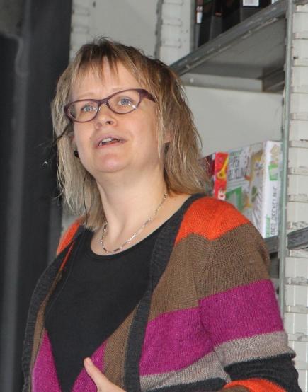 Professor Ellen van Kleef ved Wageningen University i Nederland.
