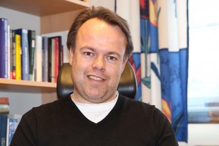 NMBU-forsker Frode Alfnes skal lede deler av det europeiske forskningsprogrammet SUSDIET.