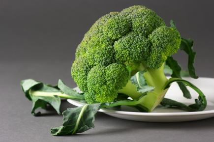 Kjlige dyrkings- og lagringsforhold gir sunnere og mer smakfull brokkoli.