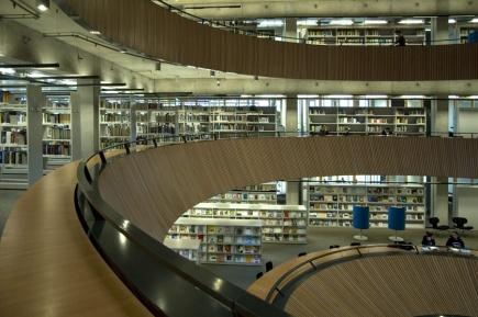 Universitetsbibilioteket i Wageningen