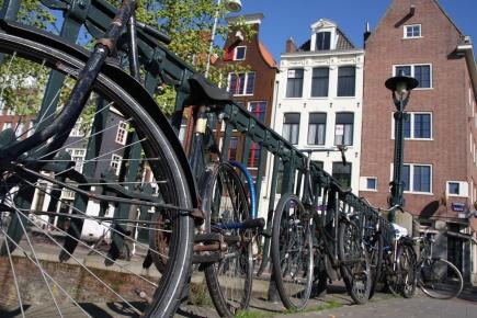 Hva med  tilbringe deler av studietiden din i sykkellandet Nederland?