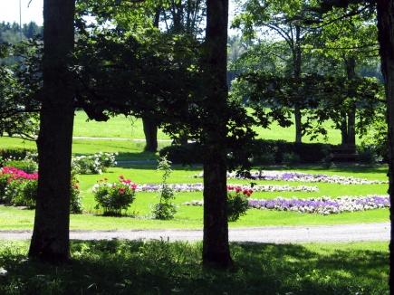 Utsnitt UMB-parken