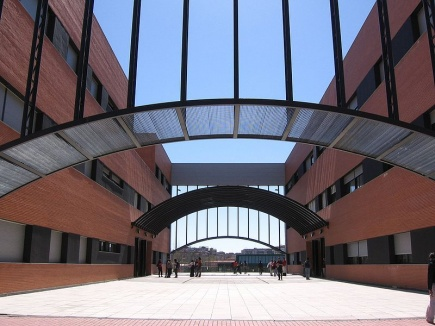 Mstoles Campus, Madrid.
