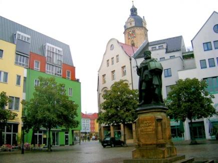 Torget i Jena