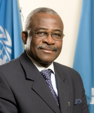 Dr Kanayo F. Nwanze, President of the International Fund for Agricultural Development (IFAD)