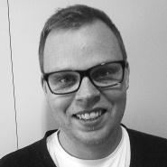 Lars Nuvin - statistiker i Codan Forsikring