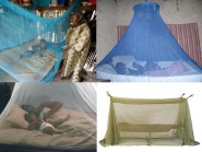 Insecticide treated nets for malaria control