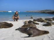 Paul Aakerøy, Galapagos