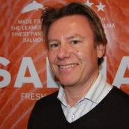 Trym Eidem Gundersen er administrerende direktr i Salmon Brands AS.