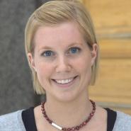 Marianne Sjøseth er snart ferdig med siviløkonomstudiene, og har fått trainee-stilling i Sparebank1-gruppen. <br />