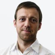 Forsker Olav Fjeld Kraugerud ved Senter for husdyrforsk