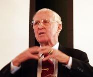 Norman Borlaug var sentral i oppbyggingen av CIMMYT.