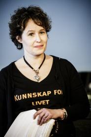 - Samarbeidet med nringslivet og NMBU er en vinn-vinn, sier Elin Kubberd.