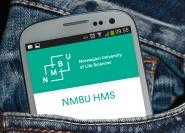 NMBUs HMS-app.