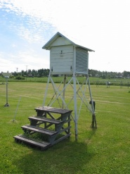 Meteorologisk hytte