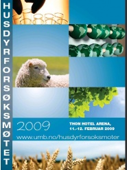 Husdyrforsksmteboken 2009