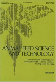 Animal feed science and technology journal