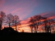 Lnn i solnedgang