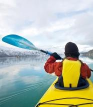 Med master i naturbasert reiseliv kan man få jobb i skjæringspunktet mellom reiselivsnæringen,  friluftsliv, vern av natur.