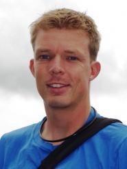 Ole Erik Elsrud har fått en interessant jobb etter masterstudiet i Naturbasert reiseliv.