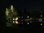 Magisk lyssetting ved UMB<br />Svanedammen<br />