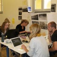 Gruppearbeid, Falstad 2010
