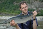 Ole Rugeldal Sandven - Yrkeseksempel - Master i Naturforvaltning - fiskekolog ved Unifob i Bergen.