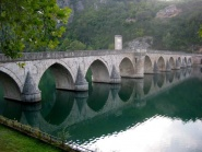 Bridge in Western Balkan