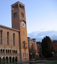 Jason home university, The University of Western Australia, was established in  1911. Here Winthrop Hall.<br />